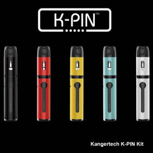 Five Colors Mini E-Cigarette Kanger K-Pin Kit pictures & photos