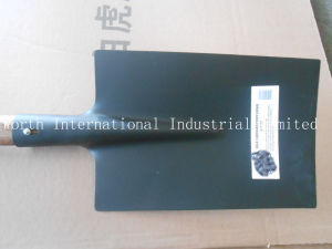 Cutting Spade Shovel with Long Wood Handle pictures & photos