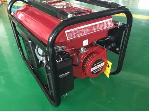 2kw Gasoline LPG Natural Gas Elemax Generator pictures & photos