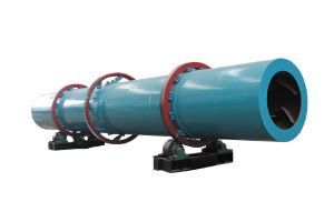 Rotary Dryer for Stone or Slag