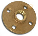 High Quality Brass Floor Flanger pictures & photos