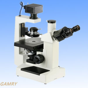 Professional High Quality Inverted Biological Microscope (IBM-1) pictures & photos