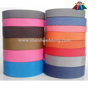 2cm 3cm 5cm Eco-Friendly Fine Grooved Polypropylene PP Webbing pictures & photos