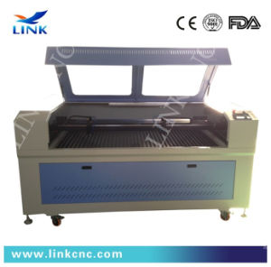 CE Approved 2 Heads Laser Cutting Machine 1610