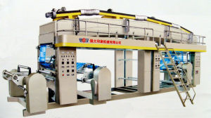 Photoelectric Error Correction High Speed Laminating Machine