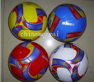 TPU Soccer Ball Football (HY-51096) pictures & photos