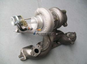 Turbocharger for ISUZU 4HG1T