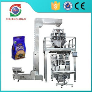 Automatic Vertical Puffed Food Packing Machine