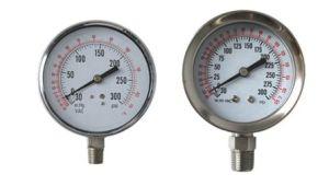 Ammonia Pressure Gauge (B-0025)