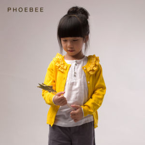 Phoebee Wholesale Kids Clothing Girls Clothes for Spring/Autumn pictures & photos