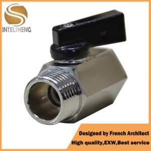 Brass Mini Ball Valve for Sale pictures & photos