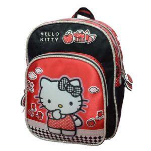 Fashion Hello Kitty Cute Girl Travel School Backpack Bag (UBK14016)