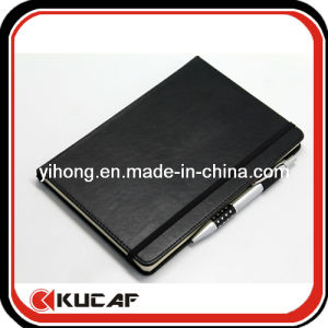 A5 Leather Notebook with Pen pictures & photos