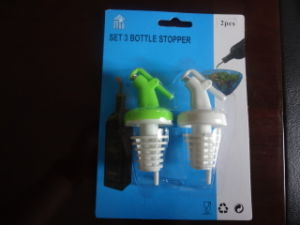 Set of 2 Bottle Stopper pictures & photos