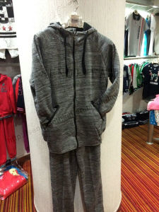 Man Sports Wear Suits Clothes with Hoody and Pants pictures & photos
