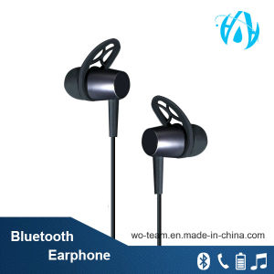 Sport Portable Wireless Silver Black Cool Hands Free Bluetooth Headset