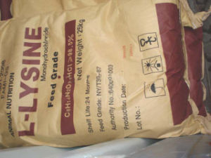 Nutricorn L-Lysine HCl Feed Additive Concentrated Supplement pictures & photos