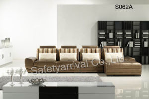 Leather Sofa (S062A)
