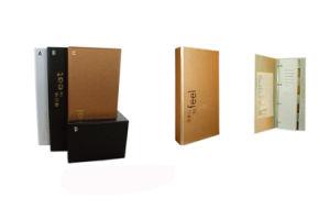 Restaurant PU Leather Menu Cover, Menu Holder, Menu List Folder (PB045)