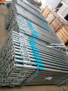 Peri Formwork Concrete Slab Form Work Acrow Props pictures & photos