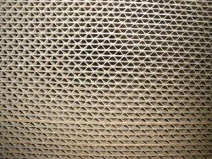 A Flute Corrugated Board