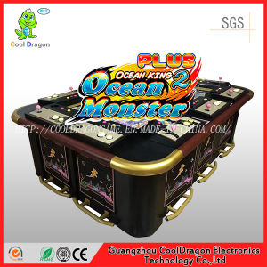 Arcade Fish/Fishing Hunter Video Game Machine for Sale pictures & photos