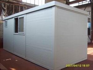 Movable Container House (SU-C123) pictures & photos