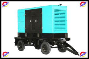 Yuchai Engine Trailer Generator 200kw