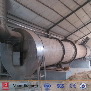2014 Henan Yuhong ISO9001 & CE Approved Woodchips Rotary Dryer for Drying Dreg, Pumace, Woodchips, Biomass pictures & photos