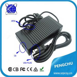 OEM Manufacturer 24V 6A LCD Monitor Power AC Adapter