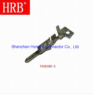 Standard Type Brass Material Terminal with Tin Plated pictures & photos