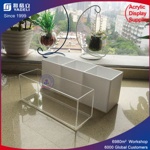 Modern Stylish Acrylic Cosmetic Stand pictures & photos