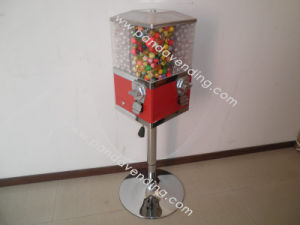 Novel 4-in-1 Spin Gumball / Candy Vending Machine (TR420) pictures & photos