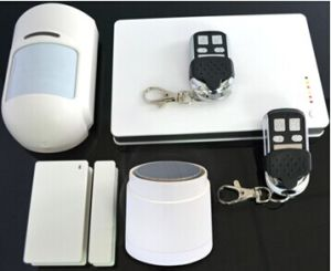 Burglar Alarm Security System with Ios Android Apps (ES-2003GSM) pictures & photos