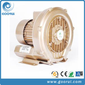 0.25kw Single Phase Industrial Air Ring Turbo Air Blower pictures & photos