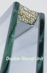 Double Glazed Glass (HY-005) pictures & photos