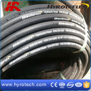 Hydraulic Hose/High Pressure Hose/Rubber Hose SAE 100 R7/SAE 100r8 pictures & photos
