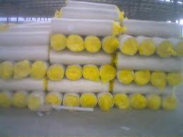 Plate Roof Sound Insulation Fiber Centrifugal Glass Wool Blanket pictures & photos