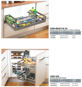 Stainless Steel Drawer - 2