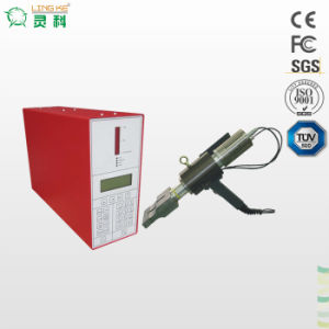 Rinco Ultrasonic Spot Welding Machine with Manual Hand Gun pictures & photos