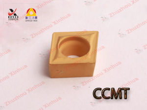 Ccmt 0602 Cemented Tungten Carbide Turning Inserts pictures & photos