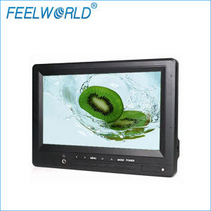 7 Inch Photographic TFT LCD Monitor with HDMI for Camera, 800X480, 400CD/M