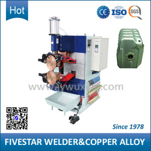Longitudinal Solar Water Heater Tank Seam Welding Machine pictures & photos