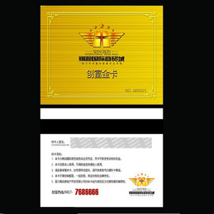 High Quality Business Card, Post Card, VIP Card (SK- F110)