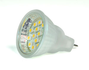 MR11 Quartz Glass LED Bulb Lamp