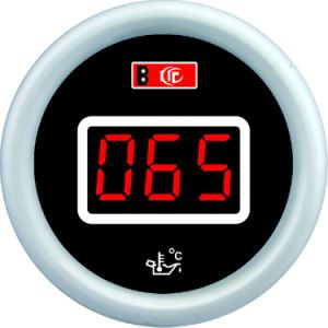 2′′ (52mm) LED Oil Temperature Auto Meter