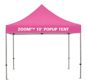 10FT Pop up Tent Share Appealing Custom Printed Aluminum  Folding  Hardware pictures & photos