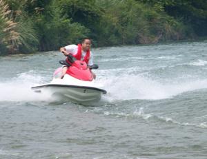 95HP Jet Ski (YW-Motorboat-1)