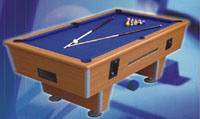 Coin Operated Pool Table (COT-011) pictures & photos