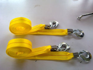 Tow Straps with J Hooks pictures & photos